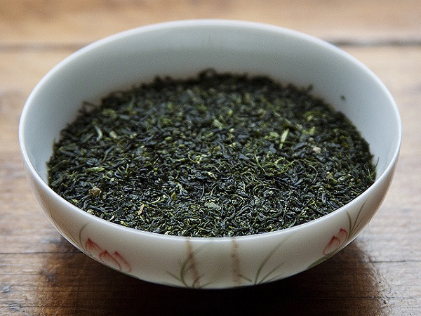 Green tea leaves (Credit: Danielle Pigeon/Flickr)