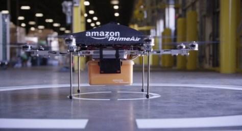 Amazon's Prime Air (Credit: Amazon)