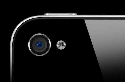 iPhone-4S camera (Credit: Flickr)