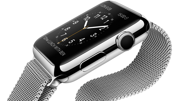iWatch (Source: Apple.com)