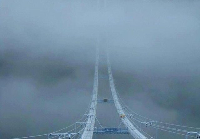 Hardanger Bridge, Norway (Source - anonymous)