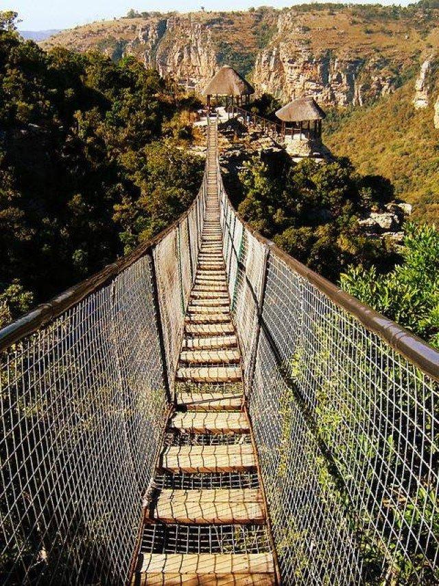 Swing Bridge, Oribi Gorge, South Africa (Source: ideas.travel)