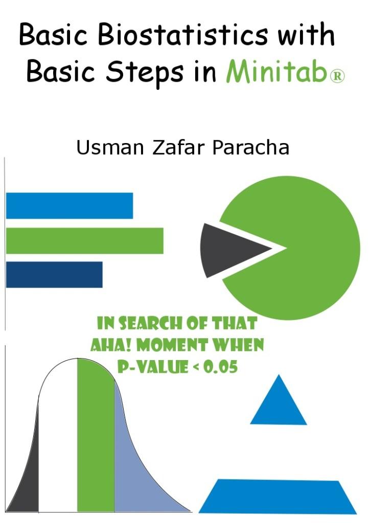 Basic Biostatistics with Basic Steps in Minitab