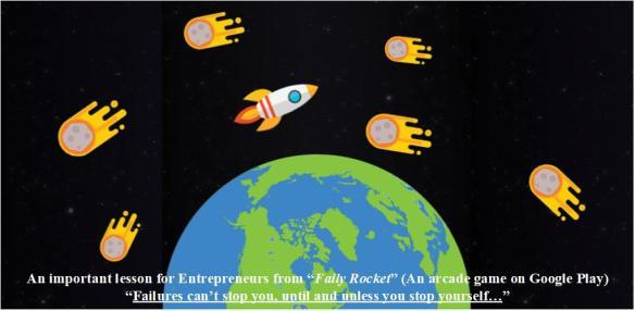 Lesson for entrepreneurs from Faily Rocket