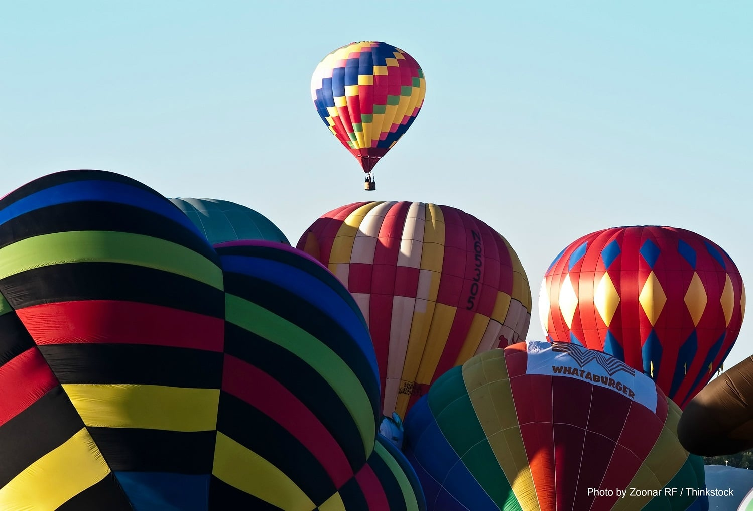 Some Of The Best Things To Do At The Balloon Festival In