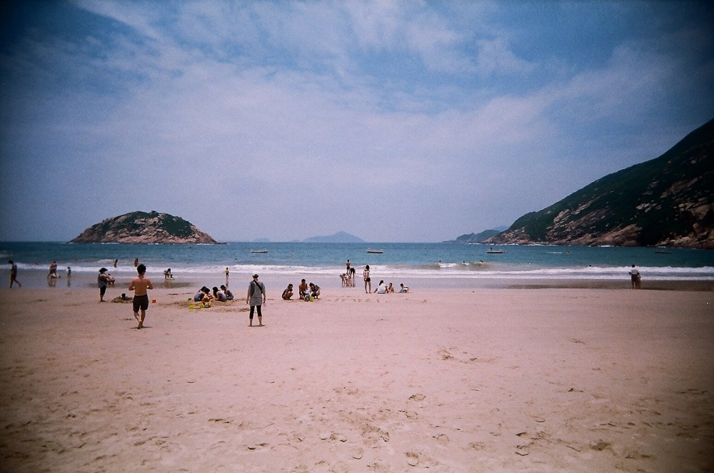 Freelance Travel Photographer | Shek O Beach, Hong Kong.