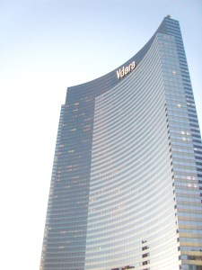 Vdara Hotel at Las Vegas, Nevada/