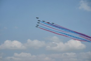 Black Eagles at the Singapore Airshow 2014