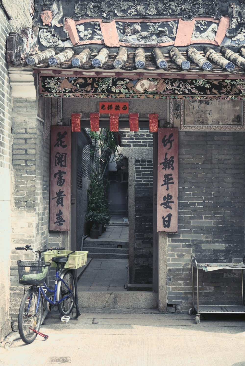 Travel Photographer | Ping Shan Heritage Trail Hong Kong