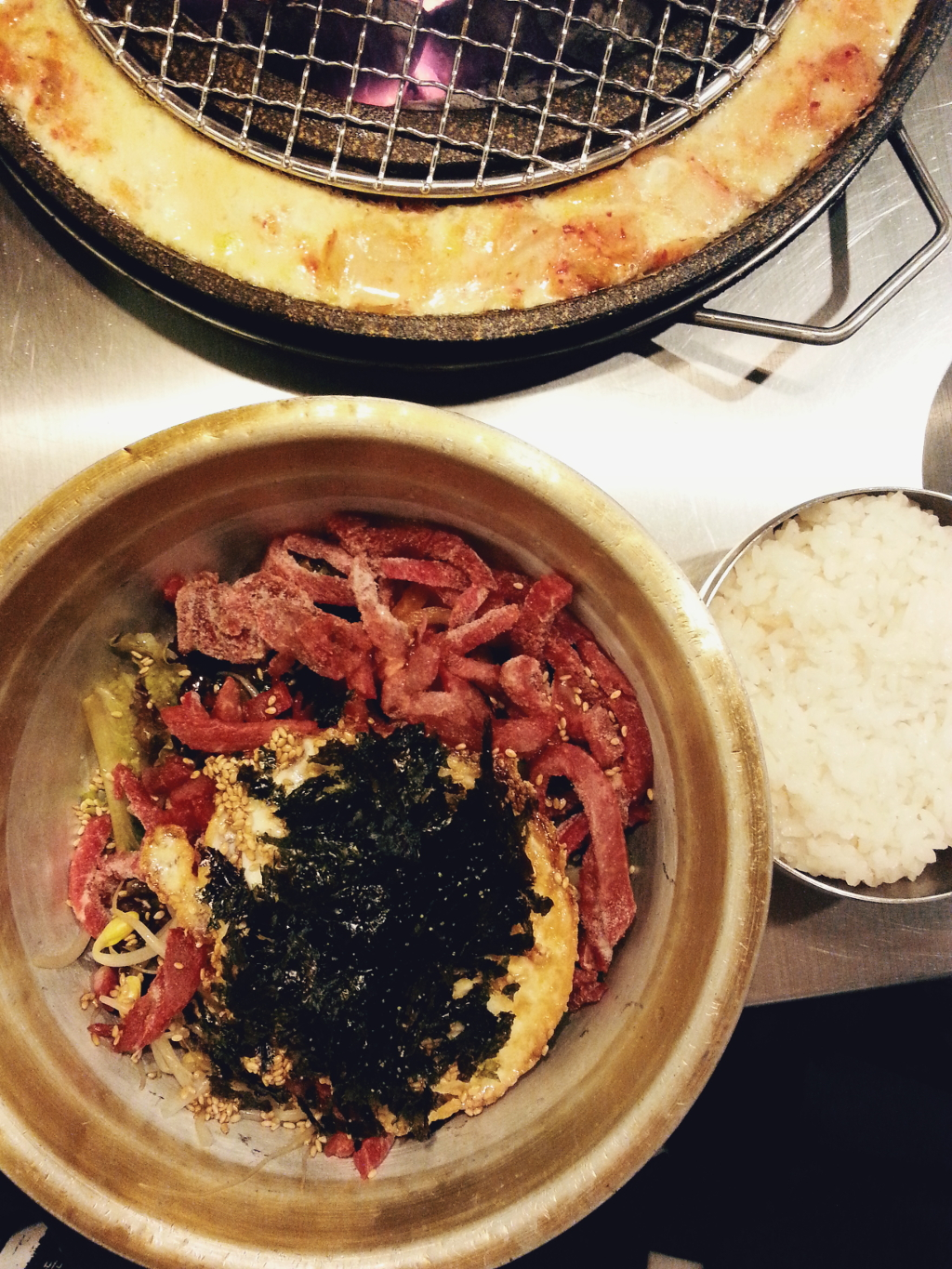 Freelance Travel Writer | What to eat in Seoul: Raw Beef Bibimbab