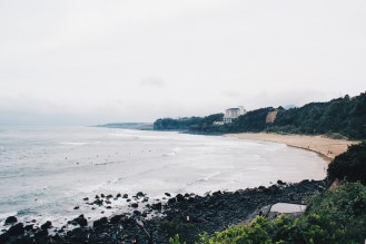 Travel Photographer | Spring Jungmun Saekdal Beach Jeju South Korea