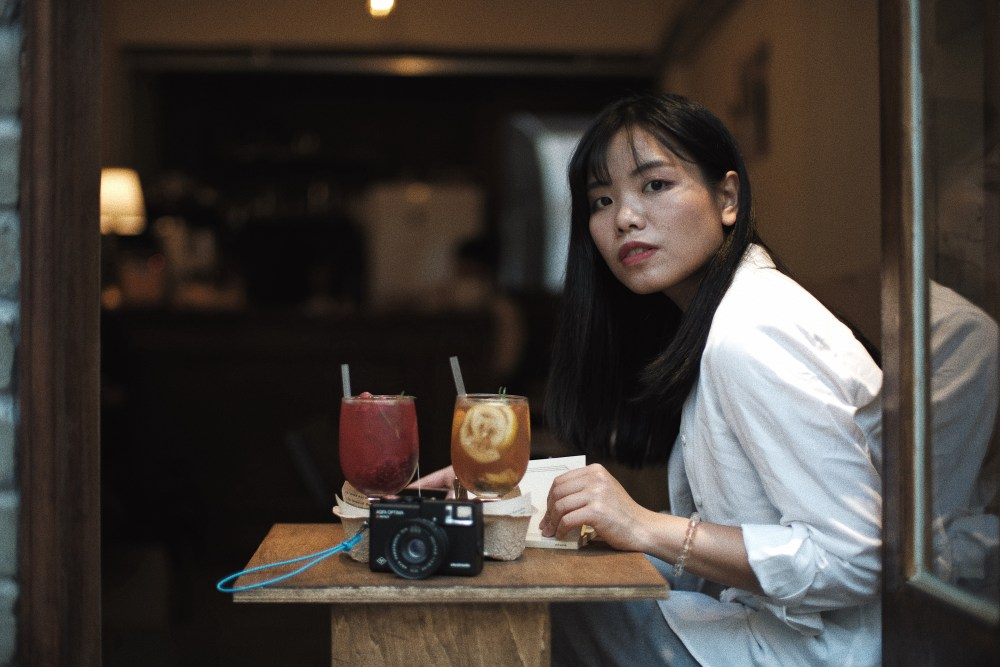 Photographer | Cafe Kafka Sinchon Seoul South Korea