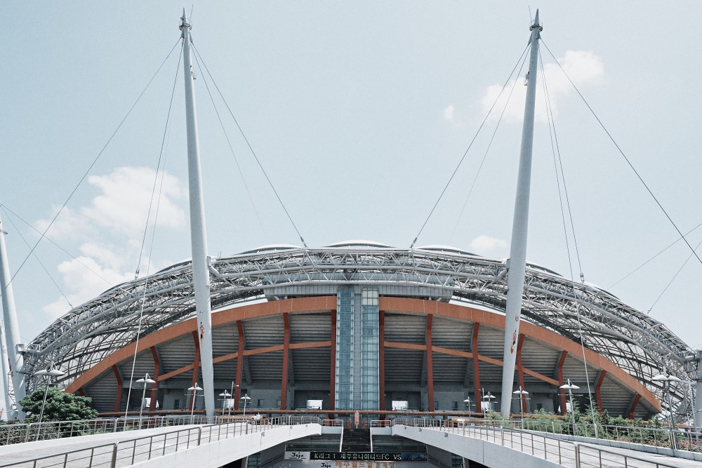 Jeju World Cup Stadium 1