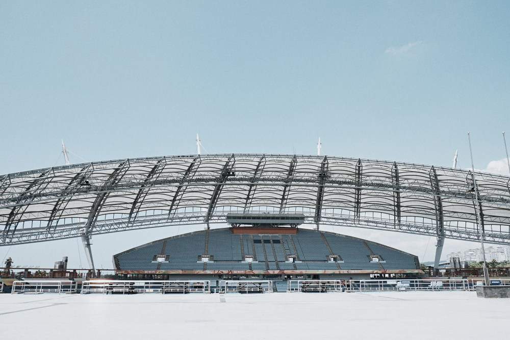 Jeju World Cup Stadium 3