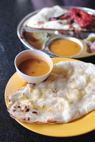 Travel Food Photographer   Cheese Naan at Lebuh Chulia in Georgetown Penang Malaysia