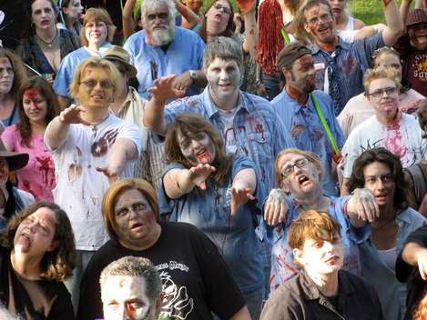 zombie march ic