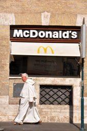 McDonalds in Rome