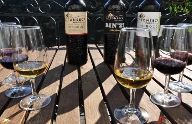 Port Tasting in the Douro Valley