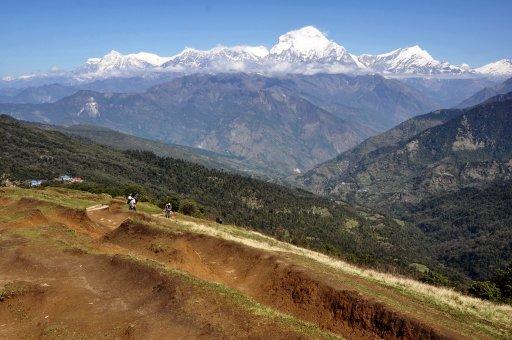 Deurali Pass on the Poon Hill trek