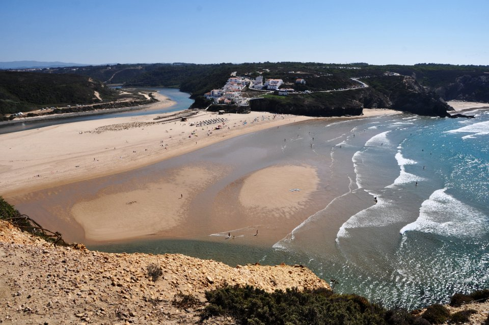 Odeceixe in Portugal - Hiking the Fisherman's Trail
