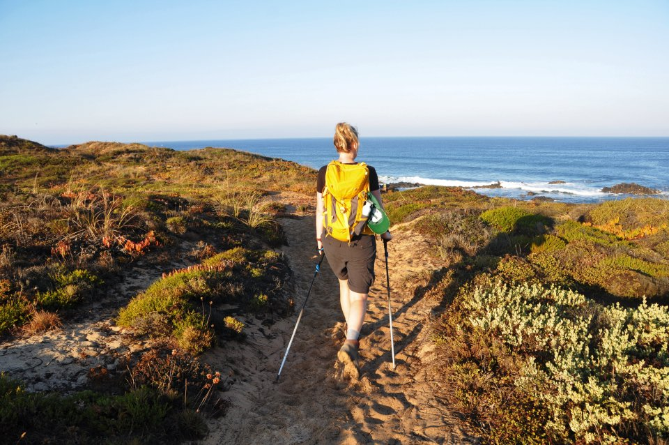 Hiking the Fisherman's Trail in Portugal