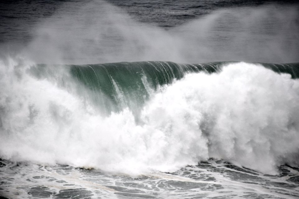 Nazare monster wave