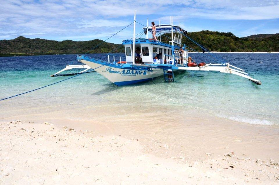 Buhay Isla boat tour Palawan