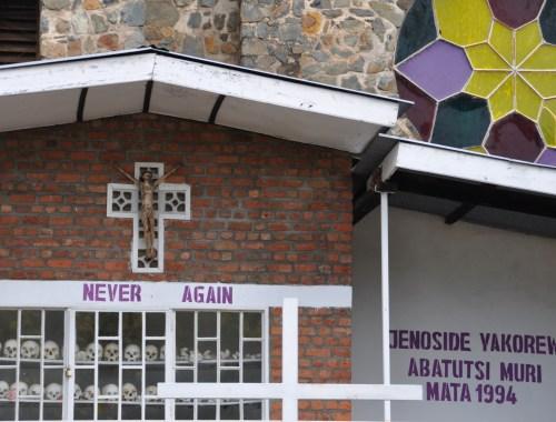 Eglise St Pierre genocide memorial
