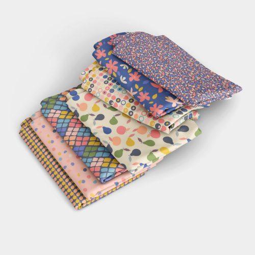 all fabric stash
