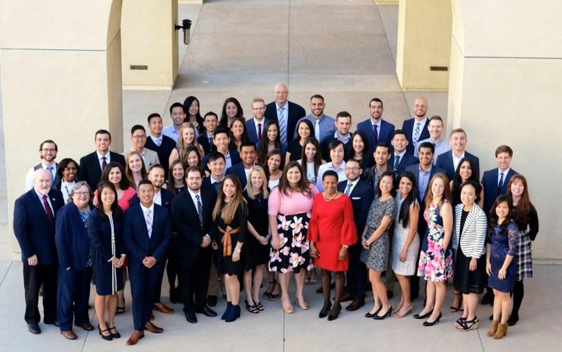 2018 Graduates of UCR School of Medicine