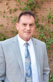 Maurizio Pellecchia is a professor of biomedical sciences and the Daniel Hays Endowed Chair in Cancer Research in the School of Medicine at UC Riverside. PHOTO CREDIT: UCR SCHOOL OF MEDICINE