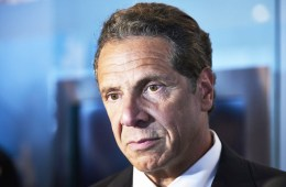 Gov. Cuomo released a statement saying Schneiderman should step down immediately. (James Keivom/New York Daily News)