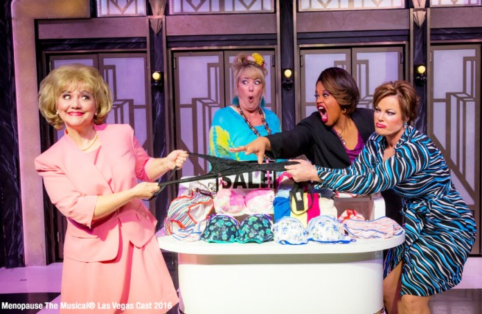 Menopause the Musical photo 2