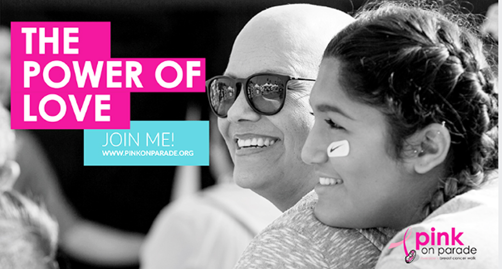 The Power Of Love breast cancer photo