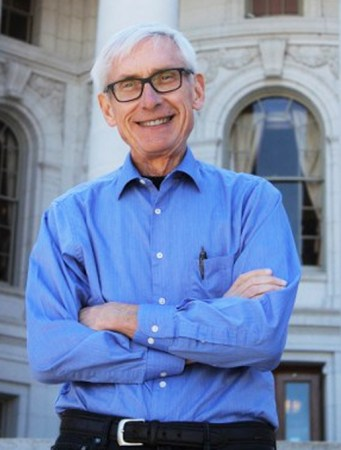 Tony Evers, Democratic Candidate for Governor of Wisconsin