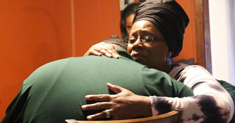 Elaine Phillips massacre photo