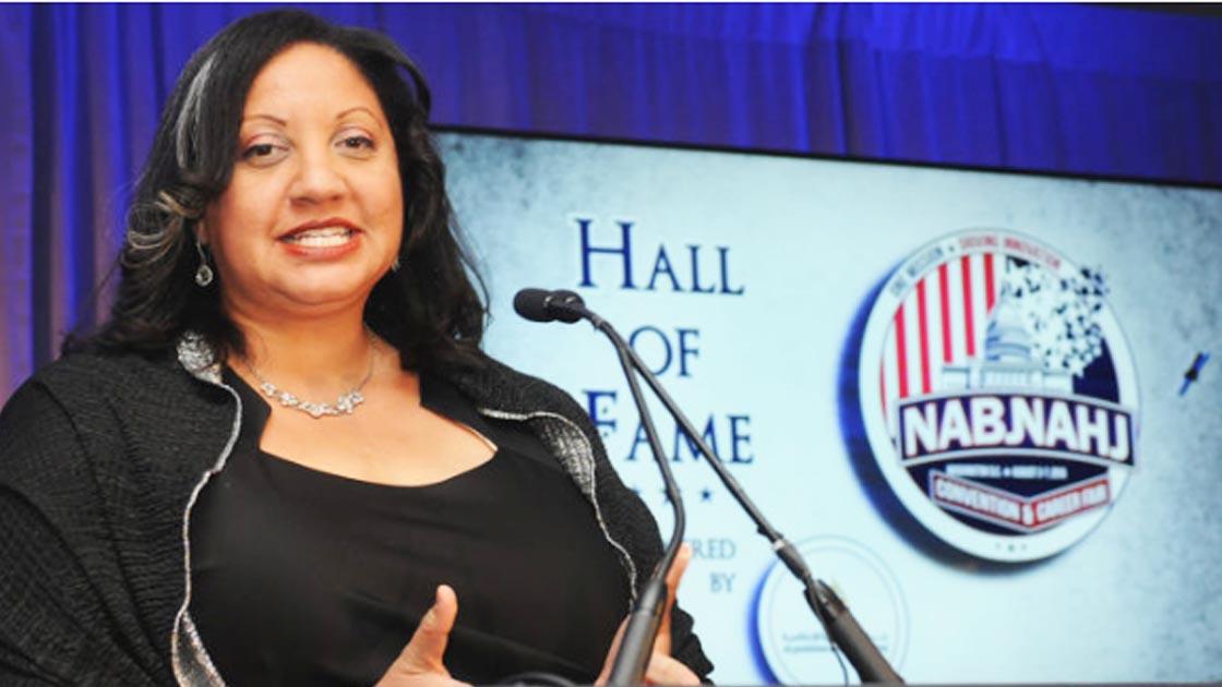 NABJ President Sarah Glover