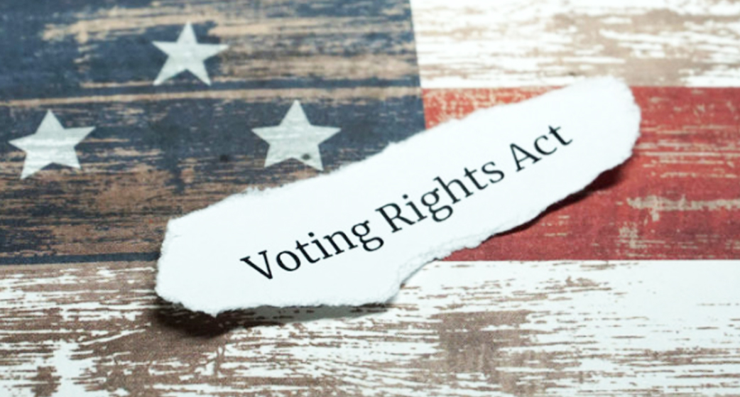 Voting Rights Act photo
