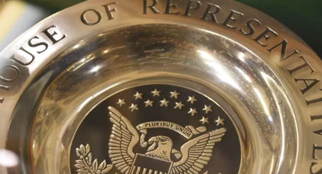 House of Representatives logo photo