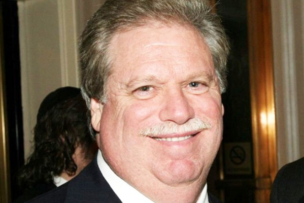 Elliott Broidy, shown in 2008, served as finance chairman of the Republican National Committee from 2006 to 2008 and vice chairman of the Trump Victory Committee in 2016. (David Karp / Associated Press)