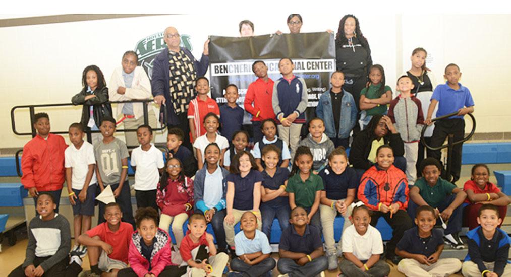 Helping kids through education
