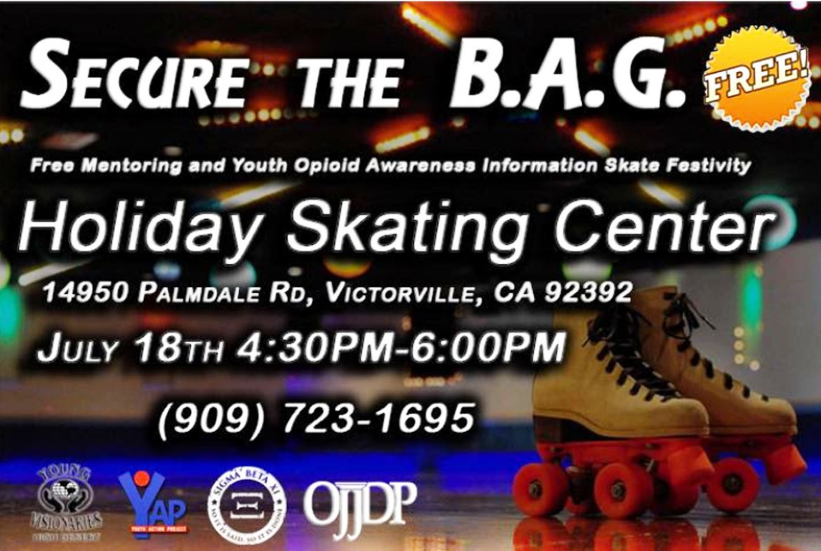 High Desert Free Youth Skate Night