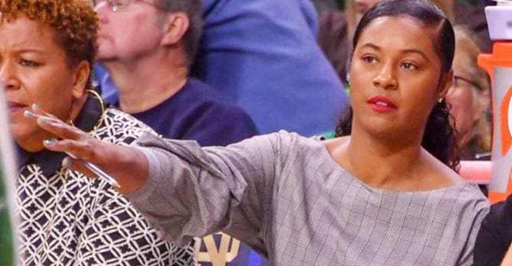 NIele Ivy NBA Asst Coach