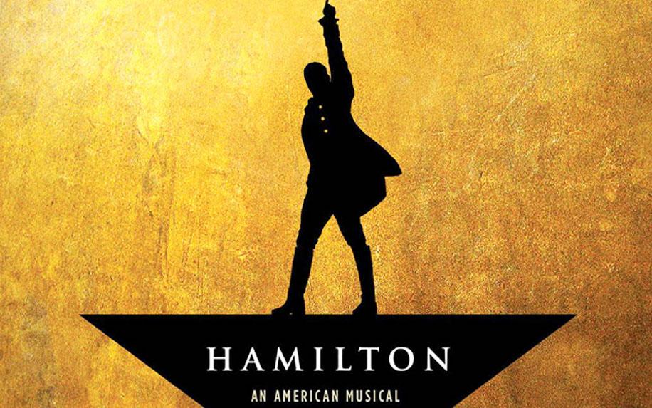 Hamilton a musical photo