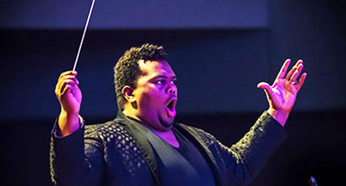 Maestro Anthony Parnther