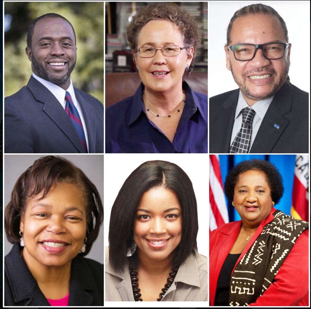 Powerful Black Leaders