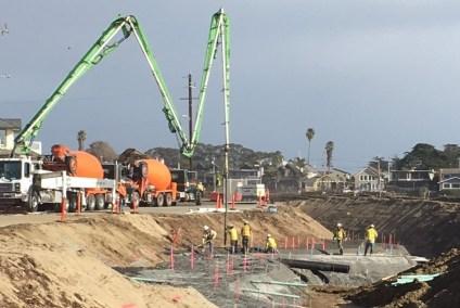 Santa Cruz County erosion control