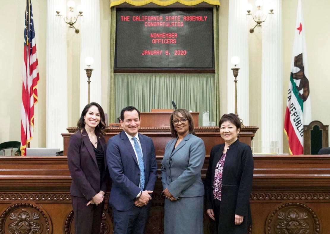 California State Assembly photo