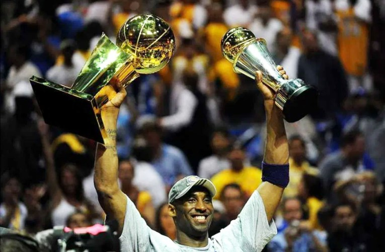 Kobe Bryant: A Champion Of Giving Off The Court