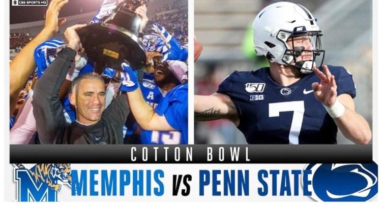 Memphis v Penn State photo